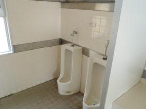 トイレはキレイ