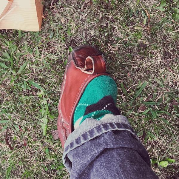 ブーツ脱ぎやすいソレル