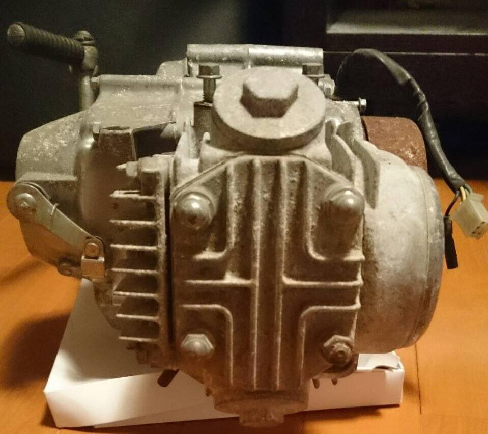 モンキー125 エンジン