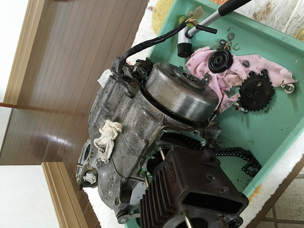 エンジンシリンダー